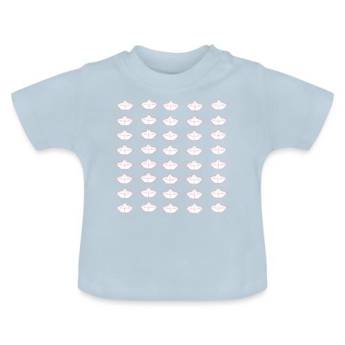 Origami boat - T-shirt Bébé