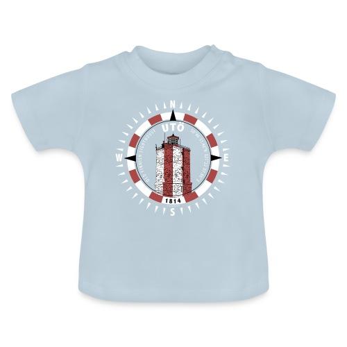 UTÖ MAJAKKA Kompassi - Tekstiilit ja lahjatuotteet - Vauvan t-paita