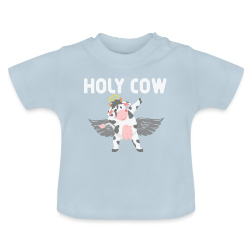 Holy Cow - Baby-T-shirt