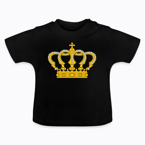 Golden crown - Baby T-Shirt