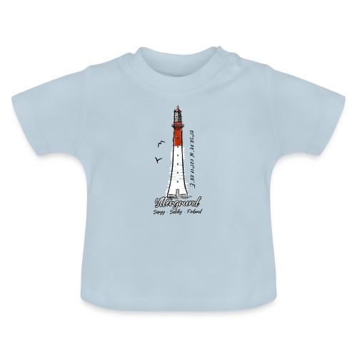 Yttergrundin majakka, Siipyy, tekstiilit ja lahjat - Vauvan t-paita
