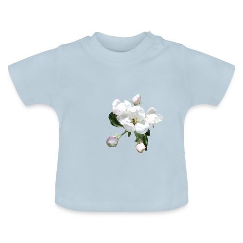 Omenankukka ja kukkakärpänen - Vauvan t-paita