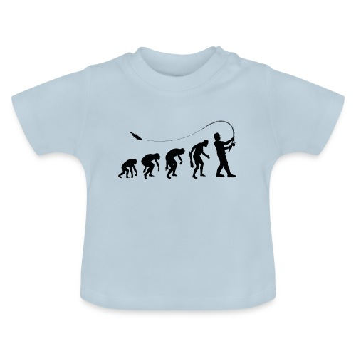 Evolution of fischers - Baby T-Shirt