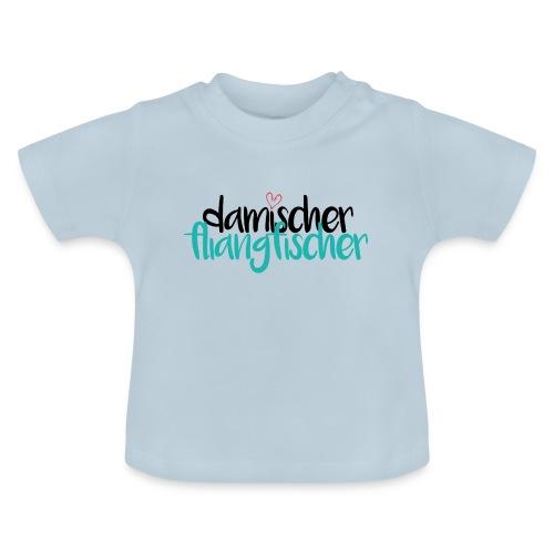 Damischer Doagfischer - Baby T-Shirt