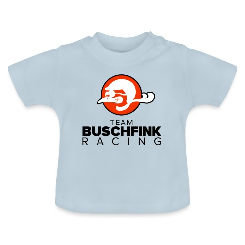 Team logo Buschfink - Baby T-Shirt