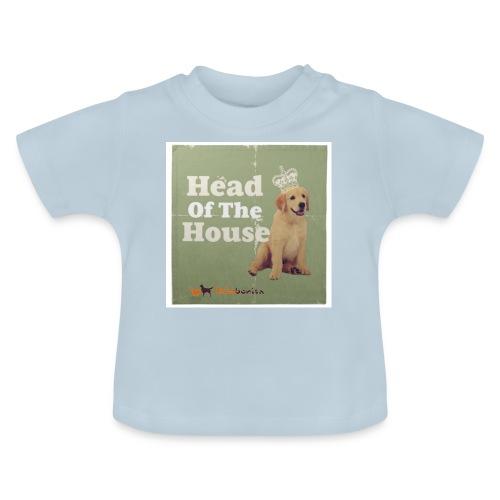 King Golden Retriever Puppy - Maglietta per neonato