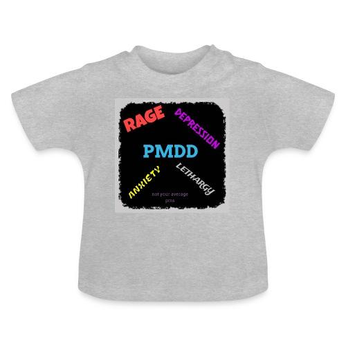 Pmdd symptoms - Baby T-Shirt