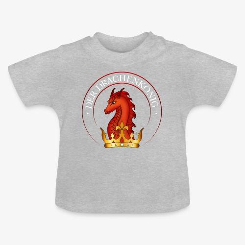 Der Drachenkönig Logo - Baby T-Shirt