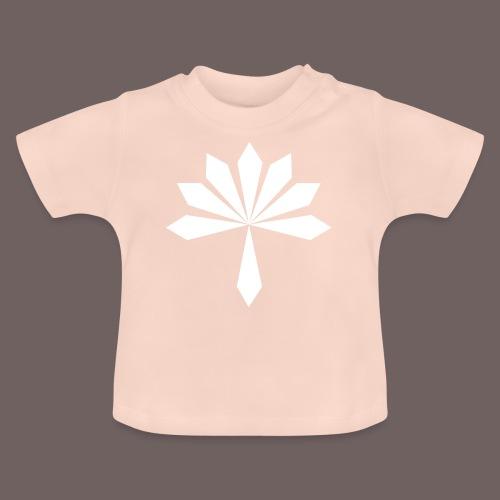 GBIGBO zjebeezjeboo - Rock - Fleur [FlexPrint] - T-shirt Bébé