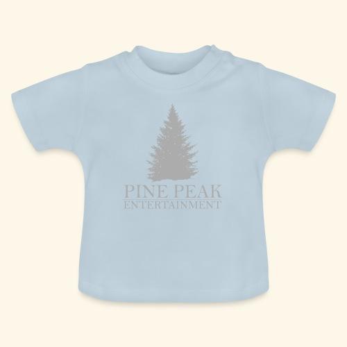 Pine Peak Entertainment Grey - Baby T-shirt
