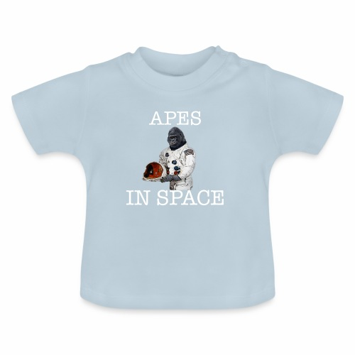 Apes in Space - Baby T-Shirt