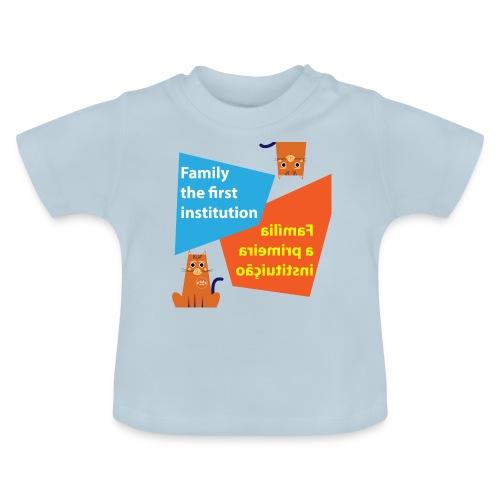 Duna Família - Baby-T-skjorte