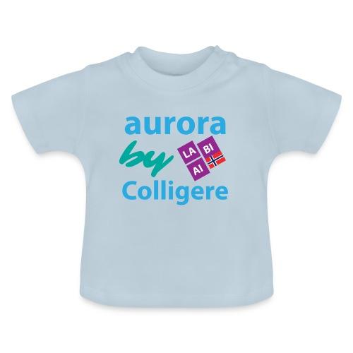 Aurora by Colligere - Baby-T-skjorte