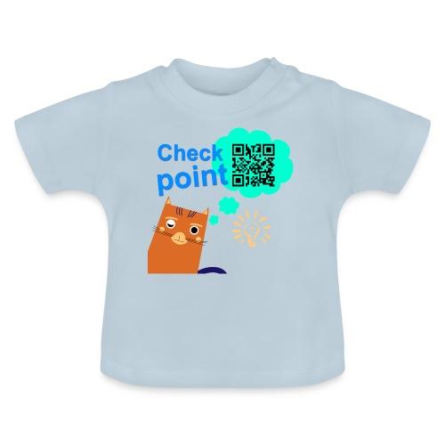 Duna Checkpoint - Baby-T-skjorte
