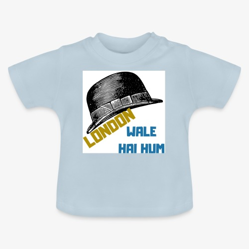 LONDON WALE - Baby-T-shirt