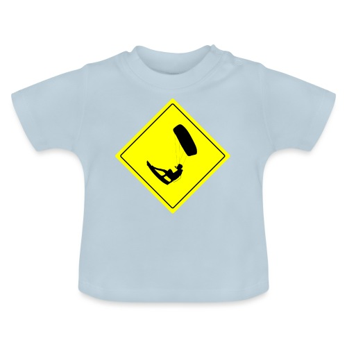 Kiteboarder - Koszulka niemowlęca