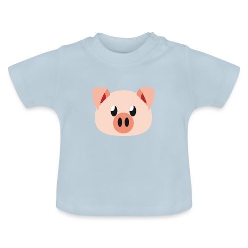 Schweinchen »Oink Oink« - Baby T-Shirt