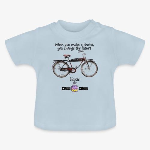 Bicycle or... - Maglietta per neonato