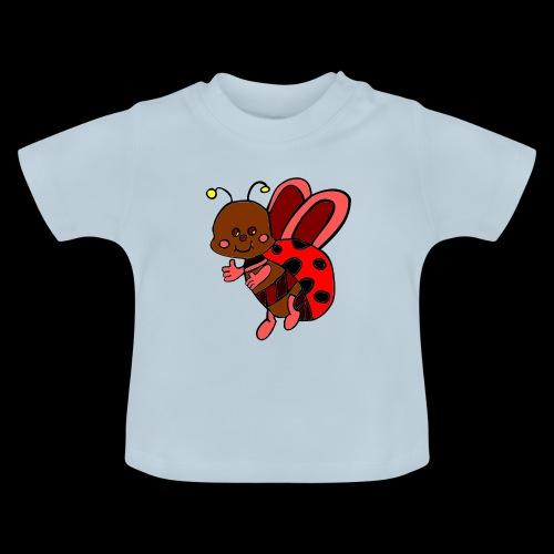 marienkaefer bunt - Baby T-Shirt