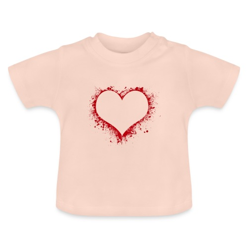 Herz/Heart - Baby T-Shirt