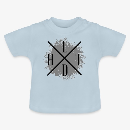 Hoamatlaund crossed - Baby T-Shirt