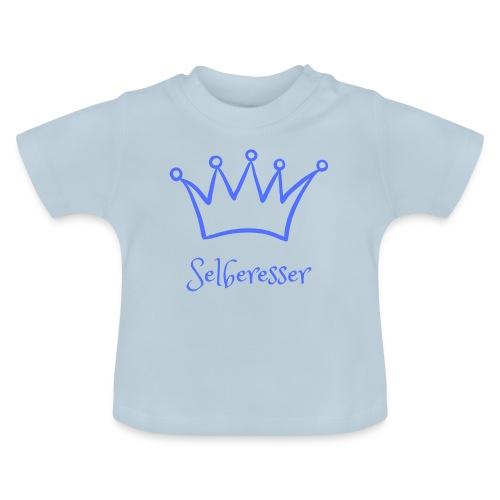 Selberesser blau - Baby T-Shirt