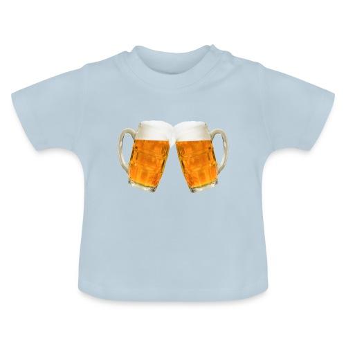 Zwei Bier - Baby T-Shirt