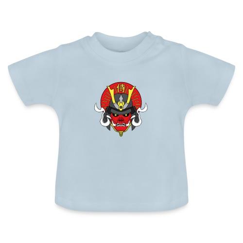 Samouraï Casque Démon - T-shirt Bébé