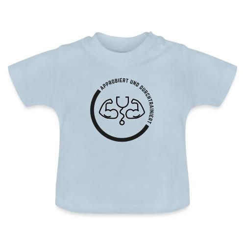 Approbiert und durchtrainiert (DR4) - Baby T-Shirt