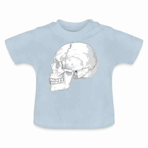 Schädel - Baby T-Shirt