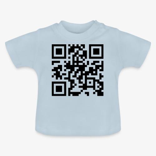 QR Code - Baby T-Shirt