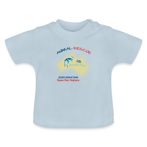 Australien - Spendenaktion - Animal Rescue - Baby T-Shirt