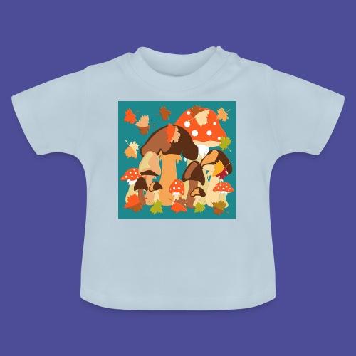 Pilze - Baby T-Shirt