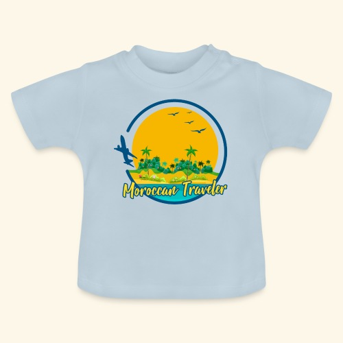 Moroccan Traveler - T-shirt Bébé