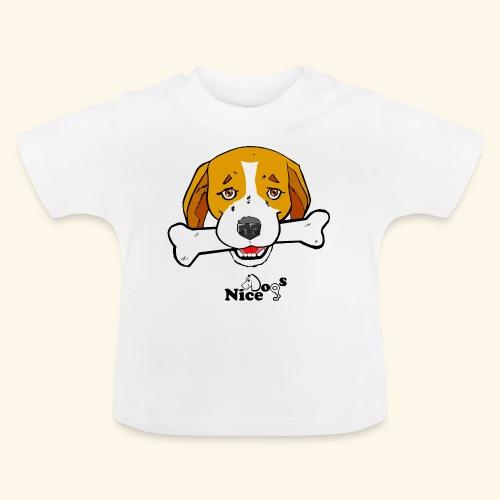 Nice Dogs Semolino - Maglietta per neonato