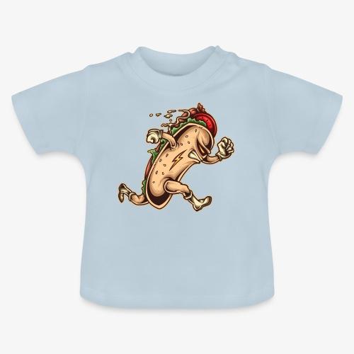Hot Dog-Held - Baby T-Shirt