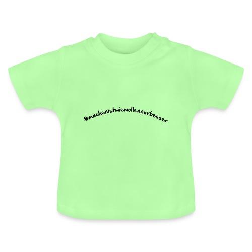 miwwnb gebogen - Baby T-Shirt