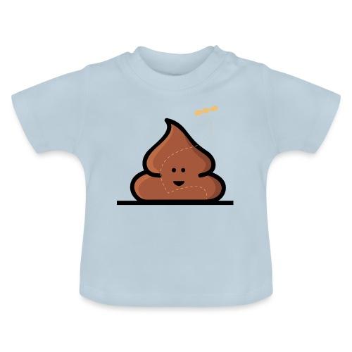 Kacka mit Fliege - Baby T-Shirt