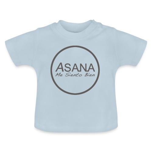 Centro ASANA . Me siento bien! - Camiseta bebé