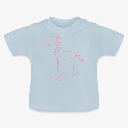 horse1 - Koszulka niemowlęca