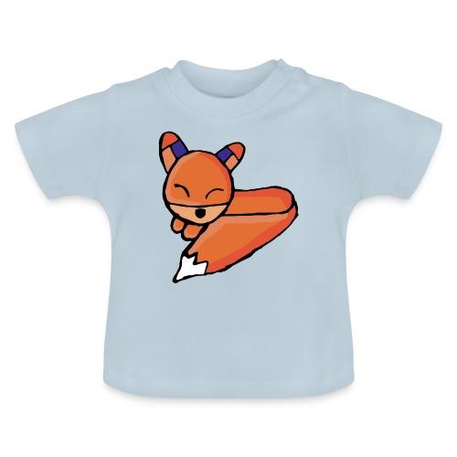 Edo le renard - T-shirt Bébé