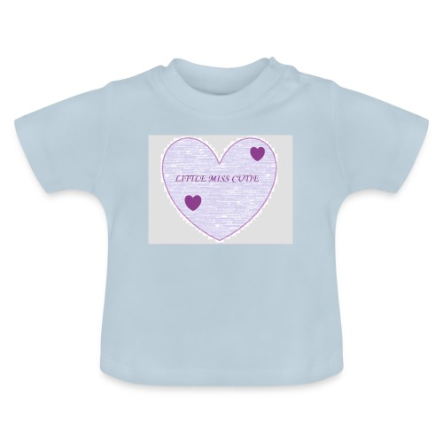 Little_miss_cutie_4 - Baby T-shirt