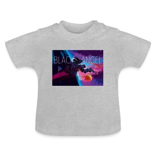 BLACK ANGEL COVER ART - T-shirt Bébé