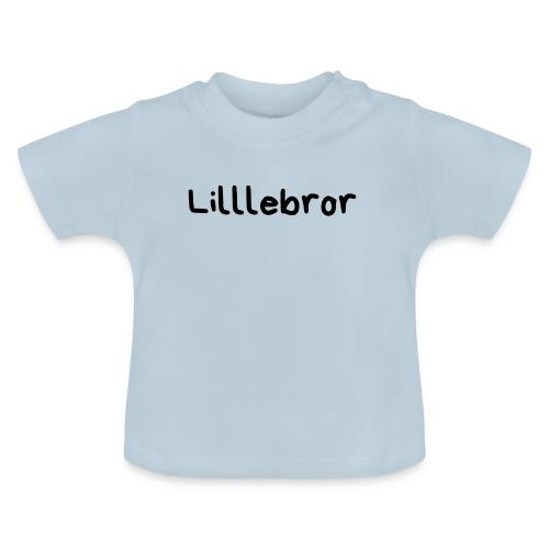 Lillebror - Baby-T-skjorte