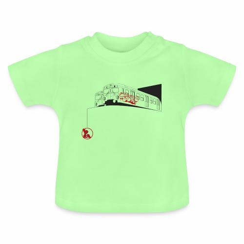 2wear Trains ver01 - Baby T-shirt
