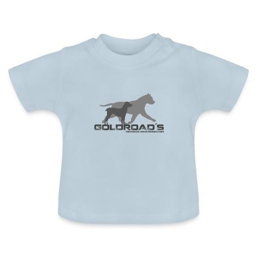 Goldroads - Baby-T-shirt