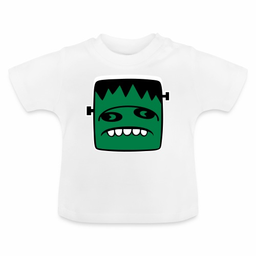 Fonster pur weißer Rand - Baby T-Shirt