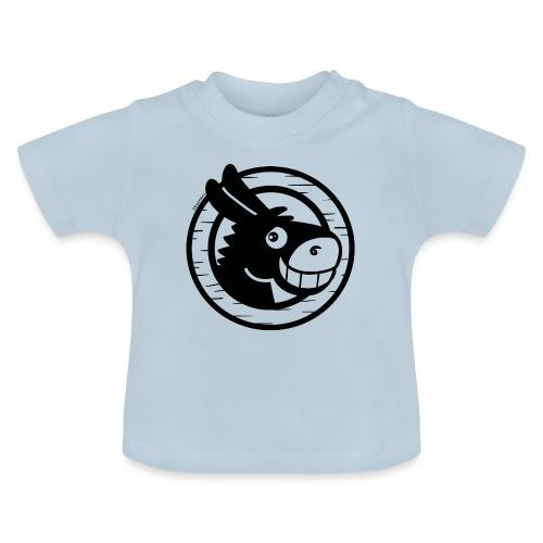 Burrín - Camiseta bebé