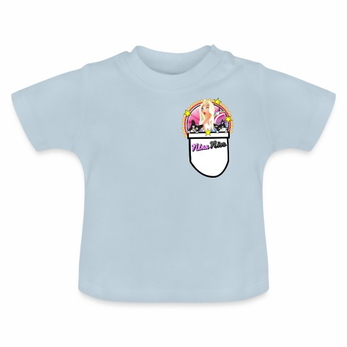 Nina Nice Pocket - Baby T-Shirt