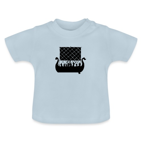 LongShip - Vikings - T-shirt Bébé